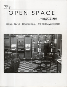 OPEN SPACE 12/13