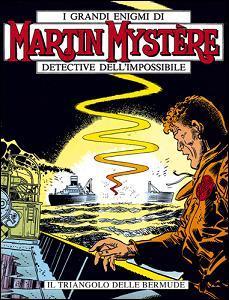 Martin Mystère n. 9: Il Triangolo delle Bermude