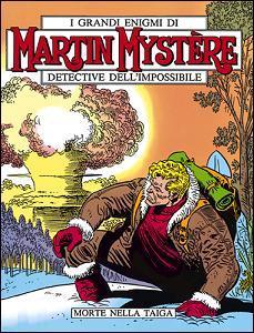 Martin Mystère n. 23: Morte nella taiga