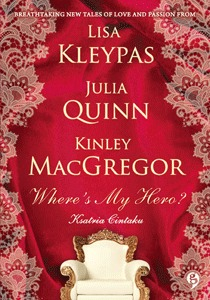 Wheres my hero lisa kleypas goodreads giveaways
