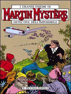 Martin Mystère n. 76: Il Piccolo Popolo