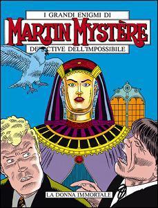Martin Mystère n. 79: La donna immortale