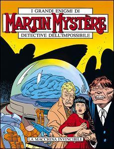 Martin Mystère n. 80: La macchina invincibile