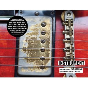 Instrument by Pat Graham