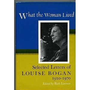 what-the-woman-lived-selected-letters-1920-1970