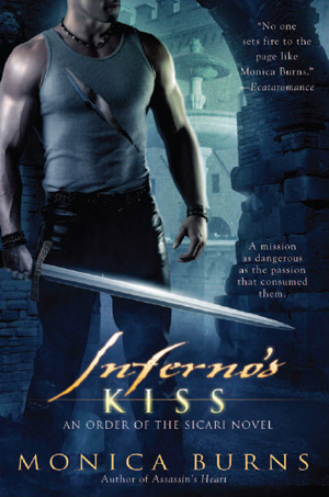 Inferno's Kiss by Monica Burns