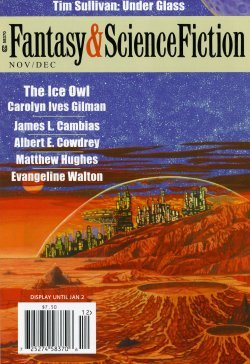 Fantasy & Science Fiction, November/December 2011 (The Magazine of Fantasy & Science Fiction, #698)