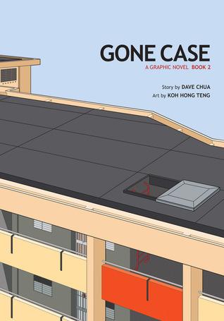 Gone Case: A Graphic Novel, Book 2