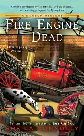 Fire Engine Dead (Museum, #3)