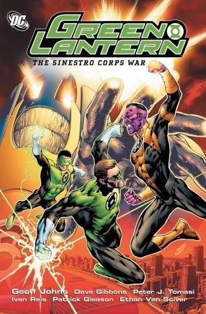 Green Lantern by Geoff Johns