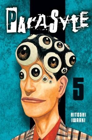 Parasyte, Volume 5 by Hitoshi Iwaaki