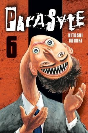 Parasyte, Volume 6 by Hitoshi Iwaaki