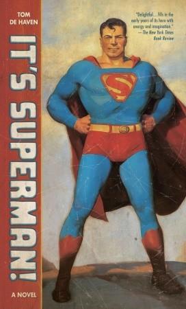 It's Superman!