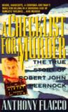Download A Checklist for Murder