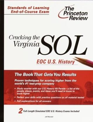 Cracking the Virginia SOL EOC U.S. History