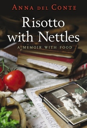 Risotto with Nettles by Anna Del Conte