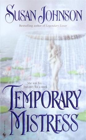 Temporary Mistress by Susan Johnson