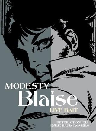 Live Bait (Modesty Blaise Graphic Novel Titan #21)