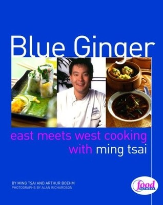 Blue Ginger by Ming Tsai