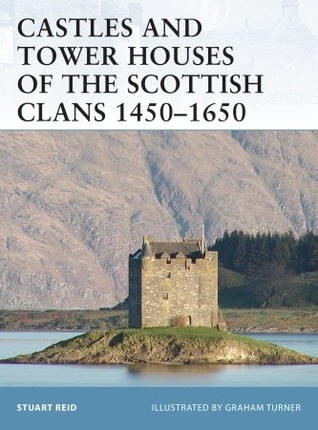 Castles and Tower Houses of the Scottish Clans 1450–1650