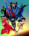 Justice League Unlimited, Volume 5 by Adam Beechen