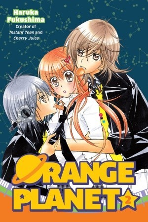 Orange Planet 2