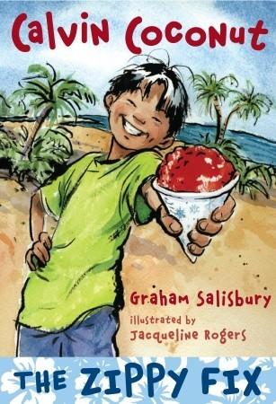 Calvin Coconut by Graham Salisbury