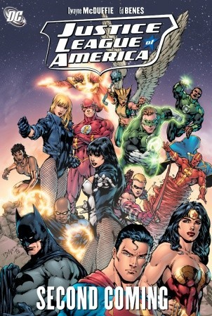 Justice League of America Vol. 5 by Dwayne McDuffie