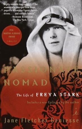 Passionate Nomad by Jane Fletcher Geniesse