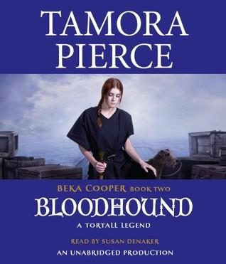 Bloodhound by Tamora Pierce