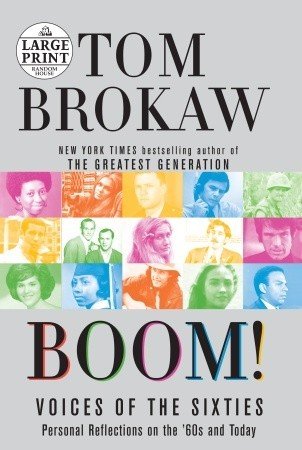 Boom! by Tom Brokaw