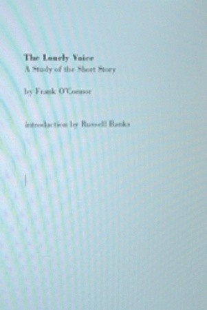 The Lonely Voice by Frank O'Connor