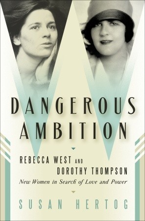 Dangerous Ambition by Susan Hertog