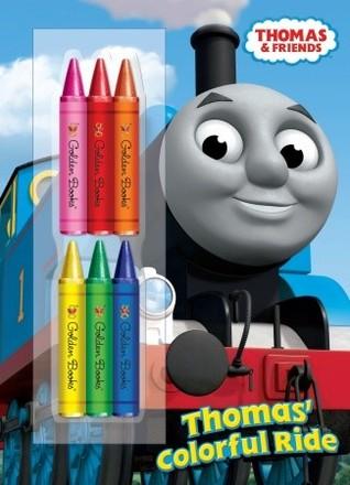 Thomas' Colorful Ride (Thomas & Friends)