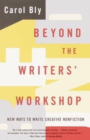 Beyond the Writers Workshop