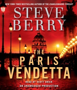 The Paris Vendetta(Cotton Malone 5)