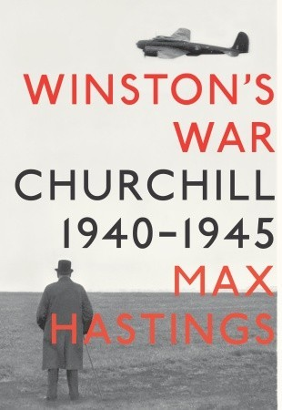 max hastings world war 1