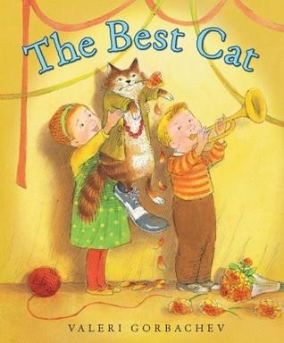 The Best Cat by Valeri Gorbachev