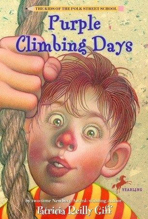 Purple Climbing Days(The Kids of the Polk Street School 9)