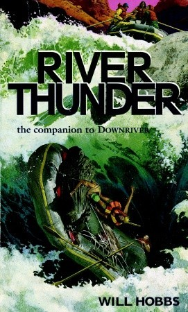 River thunder book report