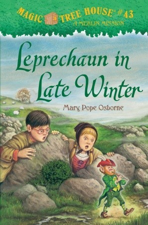 Leprechaun in Late Winter by Mary Pope Osborne