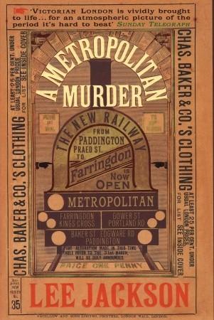 A Metropolitan Murder by Lee Jackson
