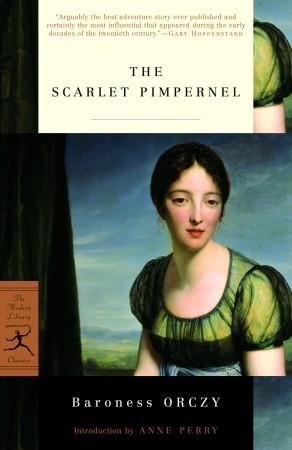 The Scarlet Pimpernel by Emmuska Orczy