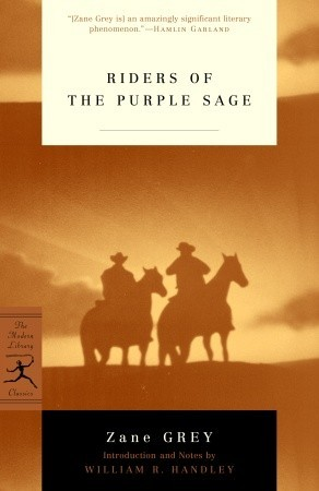 Riders of the purple sage by zane grey 90160 fandeluxe Document