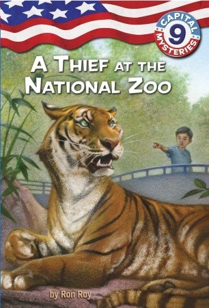 A Thief at the National Zoo EPUB Free Download