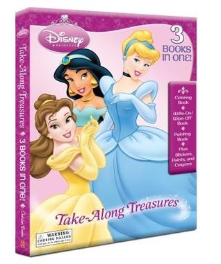 Take-Along Treasures (Disney Princess)