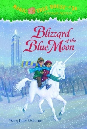 Blizzard of the Blue Moon by Mary Pope Osborne
