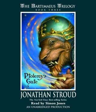 Ebook Ptolemy's Gate by Jonathan Stroud PDF!
