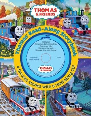 Thomas' Read Along Storybook