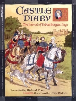 Castle Diary by Richard Platt